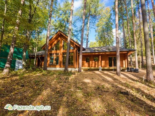 Коттеджный поселок  Зеленые Горки, Курортный район СПб.