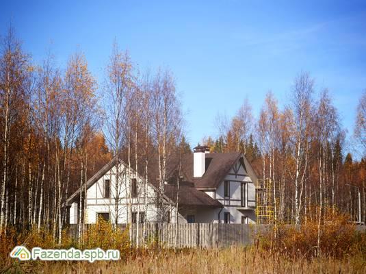 Коттеджный поселок  Opushka, Всеволожский район.