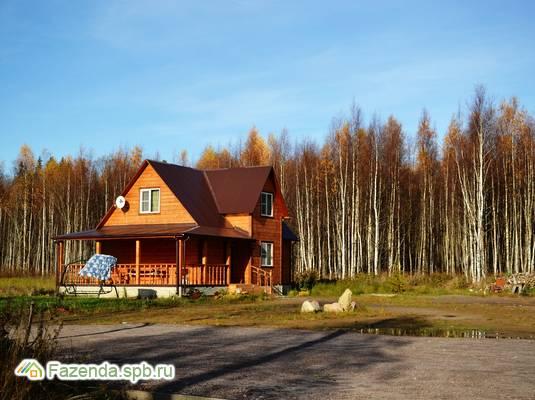 Коттеджный поселок  Opushka, Всеволожский район. Актуальное фото.