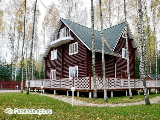 Коттеджный поселок  Залесье, Ломоносовский район.