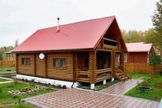 Рядом с Порожки-Петровское расположен Коттеджный поселок  Залесье