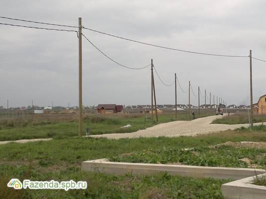Коттеджный поселок  Флагман, Ломоносовский район.