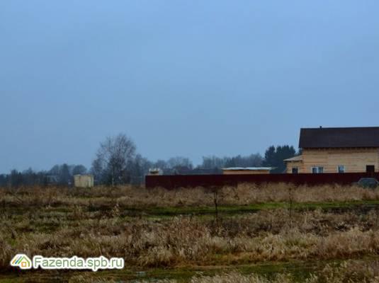 Коттеджный поселок  Солнечная равнина, Всеволожский район. Актуальное фото.