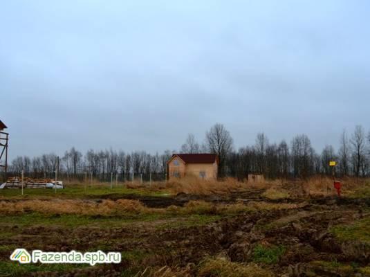 Коттеджный поселок  Солнечная равнина, Всеволожский район.