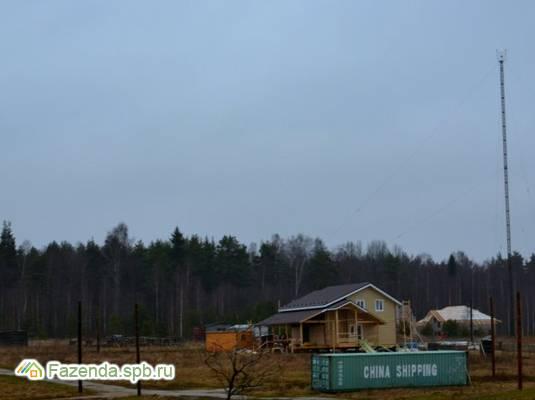 Коттеджный поселок  Финские холмы, Всеволожский район.