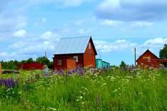 Рядом с Солнечная равнина расположен Коттеджный поселок  Финские холмы