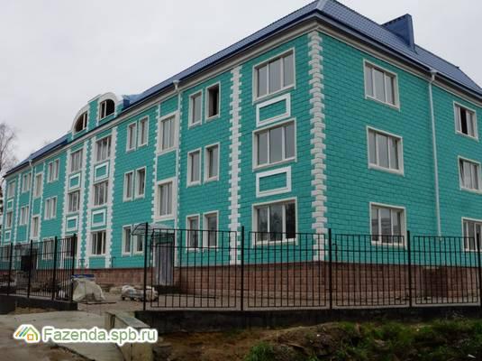 Малоэтажный жилой комплекс Лазурный Дворец, Всеволожский район.