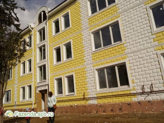 Малоэтажный жилой комплекс Поместье у Озера, Всеволожский район.