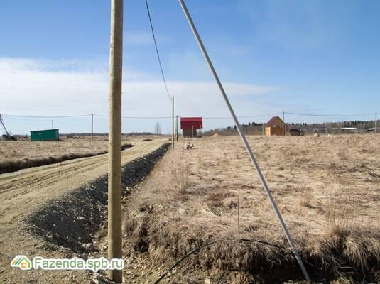 Коттеджный поселок  Радужное, Ломоносовский район.