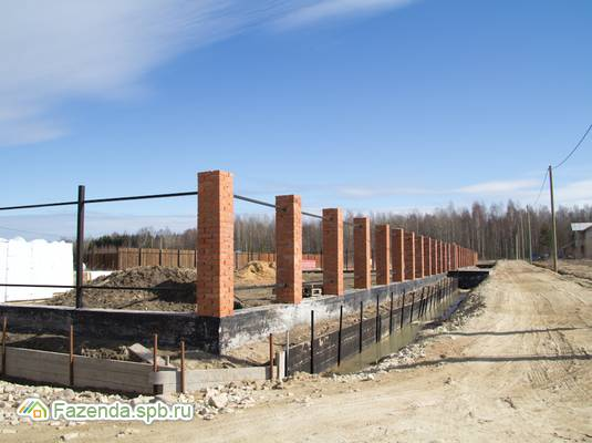 Коттеджный поселок  Уютное, Ломоносовский район.