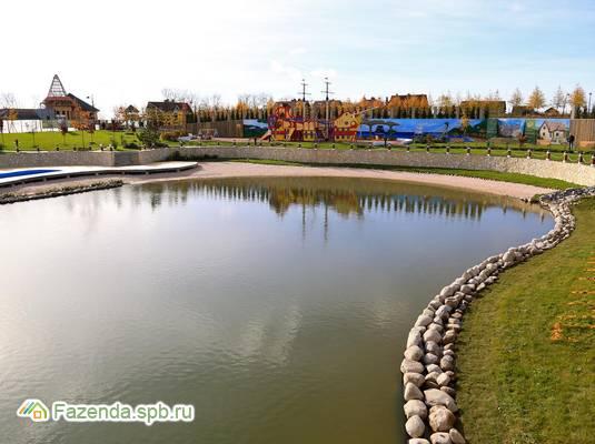 Коттеджный поселок  ИЗУМROOD, Всеволожский район. Актуальное фото.