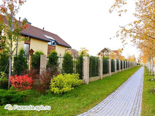 Коттеджный поселок  ИЗУМROOD, Всеволожский район.