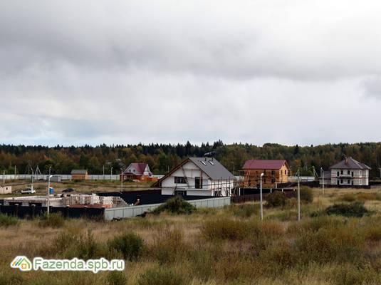 Коттеджный поселок  Финская деревня, Всеволожский район.
