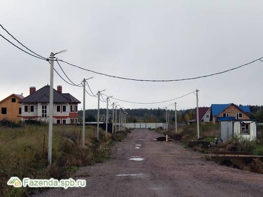 Коттеджный поселок  Финская деревня, Всеволожский район. Актуальное фото.
