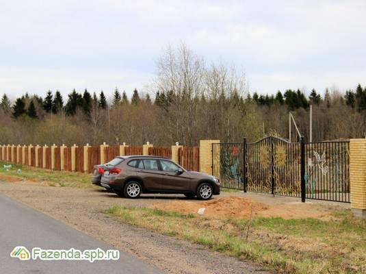 Коттеджный поселок  Солнечная поляна, Кировский район.