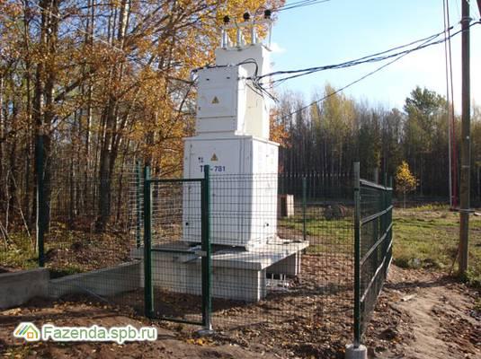 Коттеджный поселок  Усадьба Стрельцово, Выборгский район.