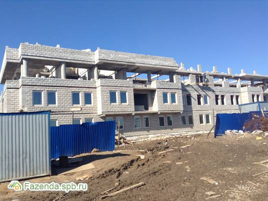 Малоэтажный жилой комплекс Чудная Долина, Всеволожский район.