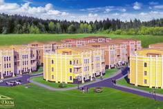 Рядом с Милый дом расположен Малоэтажный жилой комплекс Солнечный Каскад