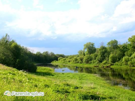 Коттеджный поселок  Герцена, Лужский район.