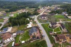 Коттеджный поселок Охтинское Раздолье от компании ИСГ Сплав