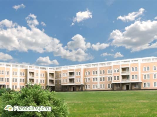 Малоэтажный жилой комплекс Дивный Яр, Всеволожский район.