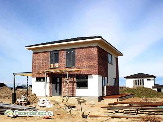 f1dfe6e455056 Малоэтажный жилой комплекс Ванино, Ломоносовский район. Актуальное фото.