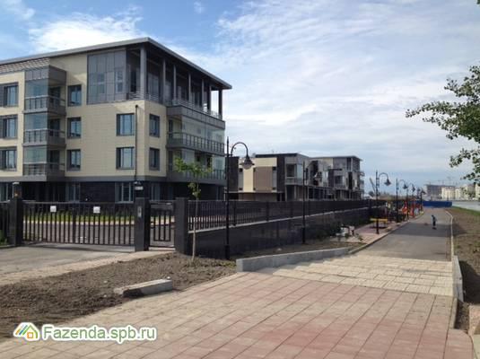 Малоэтажный жилой комплекс Duderhof Club, Красносельский СПб.