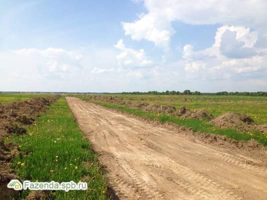 Коттеджный поселок  Раздолье, Ломоносовский район.