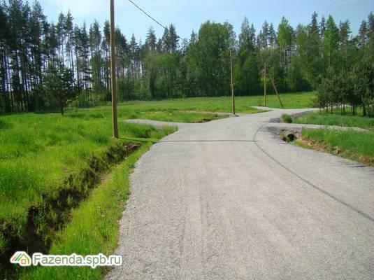 Коттеджный поселок  Озеро Лунное, Выборгский район.