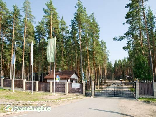 Коттеджный поселок  Морские Террасы, Выборгский район.
