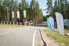 Рядом с Балтийская Ривьера расположен Коттеджный поселок  Морские Террасы
