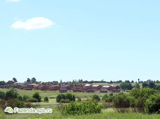 Малоэтажный жилой комплекс Солнечный Поселок, Ломоносовский район.