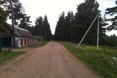 Рядом с Гладкое-Рахья расположен Коттеджный поселок  Лесная Усадьба