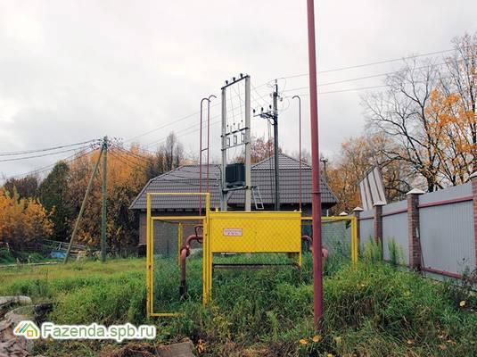Коттеджный поселок  Ропшинская Усадьба, Ломоносовский район.