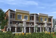 Рядом с Университетский Петергоф расположен Малоэтажный жилой комплекс Троицкая Гора