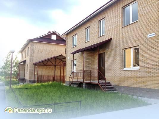 Коттеджный поселок  Славянская Мыза, Гатчинский район.