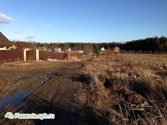 Коттеджный поселок  Лангерево, Ломоносовский район.
