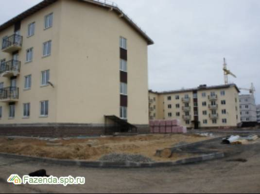 Малоэтажный жилой комплекс Щегловская усадьба, Всеволожский район.