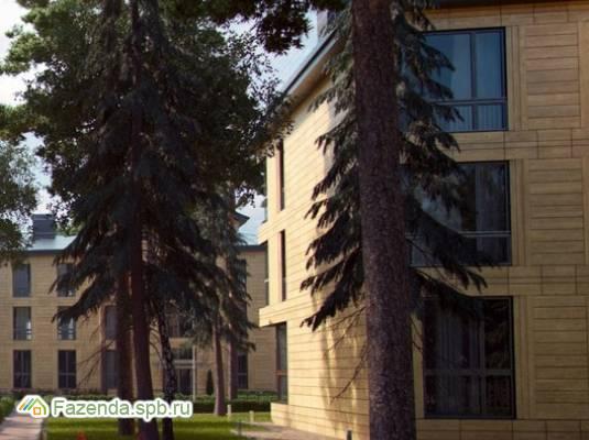 Малоэтажный жилой комплекс Первая Линия. Apartments, Курортный район СПб. Актуальное фото.