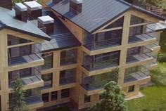Рядом с Зеленые Горки расположен Малоэтажный жилой комплекс Первая Линия. Apartments
