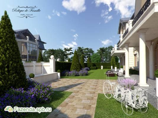Коттеджный поселок  Relique de Famille, Курортный район СПб.