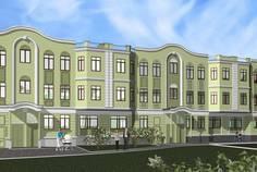 Рядом с Зеленые Горки расположен Малоэтажный жилой комплекс Изумрудный