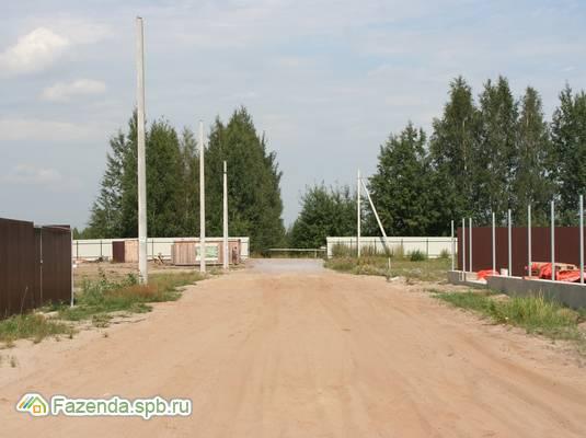 Коттеджный поселок  Константиновка, Всеволожский район.