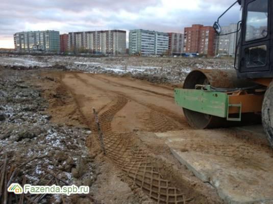 Малоэтажный жилой комплекс Металлооптика, Ломоносовский район.