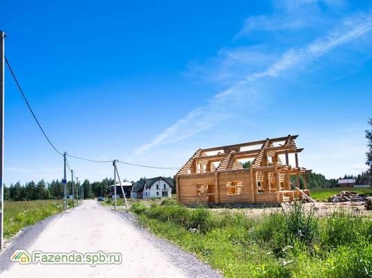 Коттеджный поселок  Рыжики, Всеволожский район.