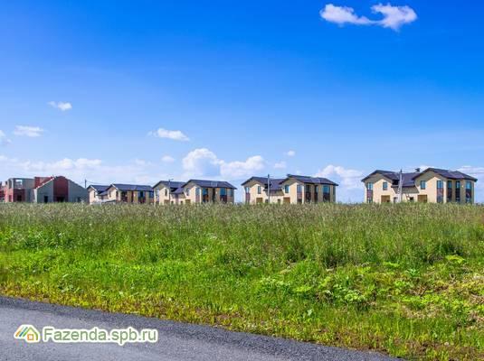 Коттеджный поселок  Колтуши, Всеволожский район. Актуальное фото.