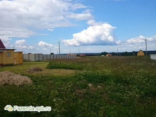 Коттеджный поселок  Северная усадьба, Выборгский район.