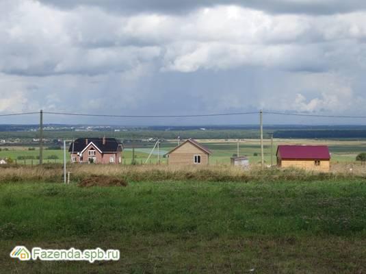 Коттеджный поселок  Южные высоты, Ломоносовский район.
