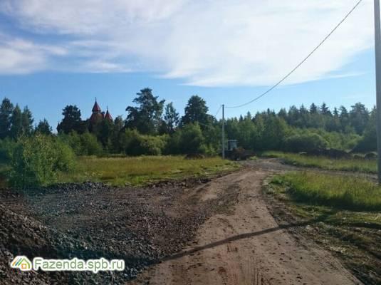 Коттеджный поселок  Горная Дубрава, Выборгский район.