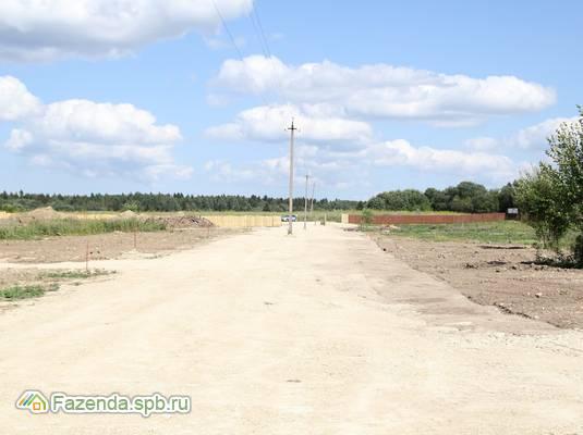 Коттеджный поселок  Дмитрово, Ломоносовский район.
